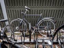 'Weesfietsen' worden weggehaald bij station in Wierden