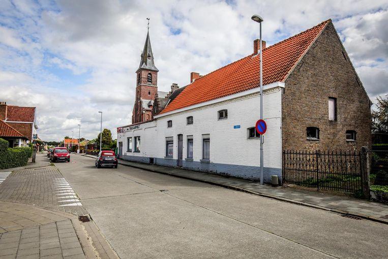 De dorpskern van Hertsberge zal er tegen eind 2024 helemaal anders uitzien.