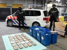 Drie tips leidden de politie naar grootste drugsvondst van 2017