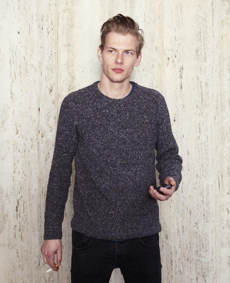 Sander Hoogendoorn, de winnaar van vorig jaar. Beeld Daniel Cohen