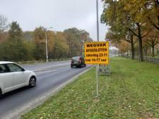 Begrafenis graaf uit Almelo in besloten kring, maar over openbare grond