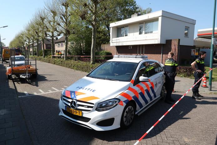 Ongeval Haverdijk in Prinsenbeek