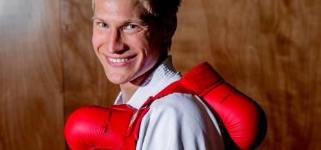 René Smaal hoopt op knallend afscheid van wedstrijdkarate