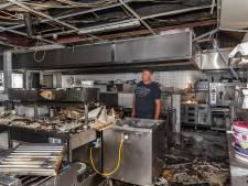 Afgebrand wegrestaurant De Lichtmis komt met noodplan: 'We gaan sowieso door'