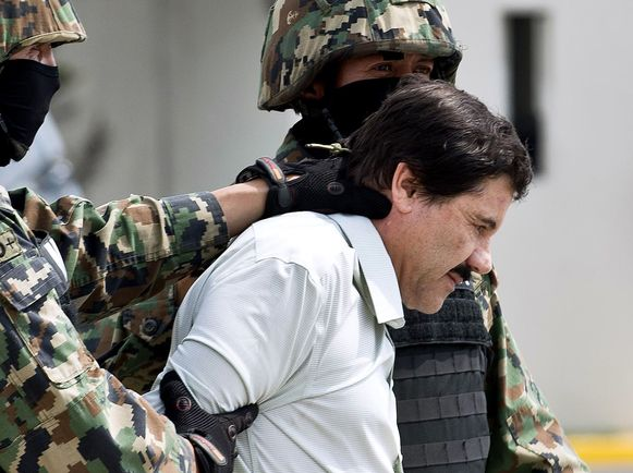 De 63-jarige Joaquín Archivaldo Guzmán Loera (63), beter bekend als 'El Chapo', is niet langer 's werelds meest gevaarlijke en machtigste kartelbaas.