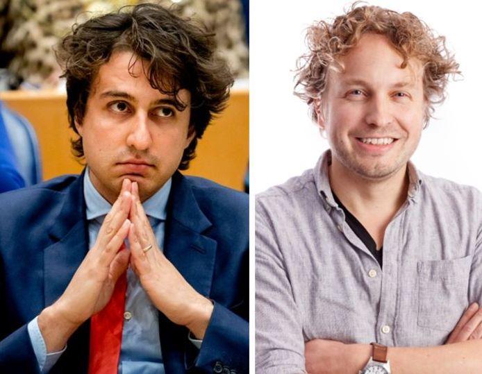 GroenLinks-leider Jesse Klaver hangt zó aan zijn imago van braafste jongetje van de klas, dat hij vergeet zijn macht te gebruiken, vindt columnist Niels Herijgens