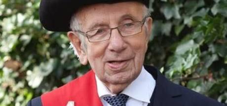 Ere-gildebroeder van Schijndel Henk van Roessel (92) overleden