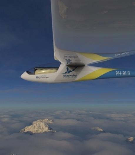 Studententeam van TU Delft bouwt eerste waterstofvliegtuig ter wereld