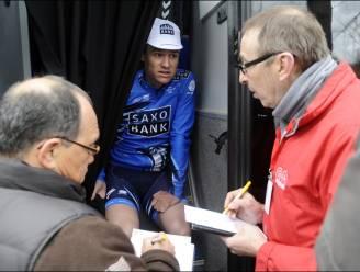Toch breuk voor Nuyens, Ronde van Vlaanderen in gevaar