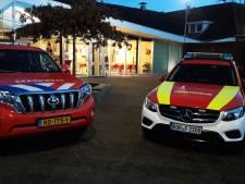 Grensbrandweer met Duitsers is 'ingewikkeld en gevoelig'