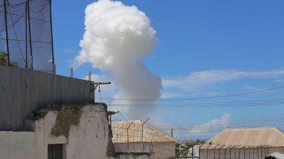 Minstens 21 doden bij zelfmoordaanslag in Mogadishu