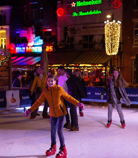 'IJsbaan 2.0': nu ook naar buiten schaatsen in Roosendaal