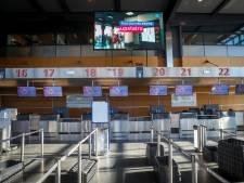 L'aéroport de Charleroi désormais fermé jusqu'au 5 avril