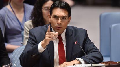 Veiligheidsraad komt vandaag bijeen na raketbeschietingen op Israël