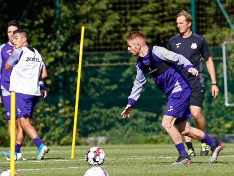 Bruges-Anderlecht: Trebel de retour, Nasri et Zulj absents, Diagne non repris