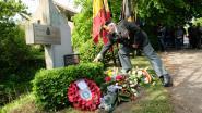 """Nabestaanden van neergeschoten Lancaster bommenwerper wonen 75ste herdenking bij: """"Tattoo gezet om gesneuvelde overgrootvader te eren"""""""