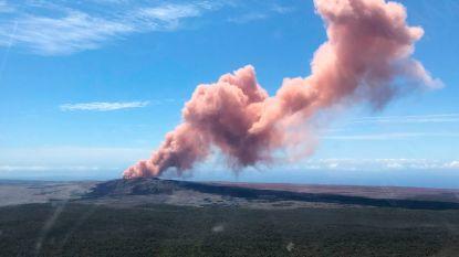 Vulkaan Kilauea uitgebarsten op Hawaï na dagen van bevingen: duizenden inwoners geëvacueerd
