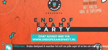 LIVE: dans thuis mee met End of Exams Party