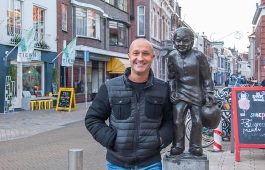 Oprichter Efisio Tronci begon zijn Tilburgse Facebookgroep voor de grap.