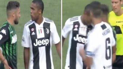 Elleboog, kopstoot en spuwen op tegenstander: stoppen slaan helemaal door bij ploegmaat van Ronaldo