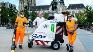 Nieuwe afvalzuigers maken werk van straatvegers lichter en efficiënter