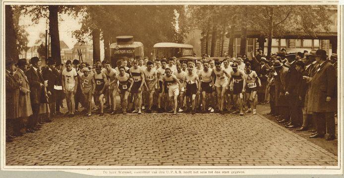 De Singelloop in Utrecht is een wedstrijd met een lange historie.