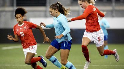 Zwitserland neemt maat van Litouwen in groep van Red Flames