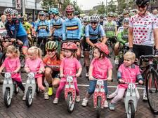 4de etappe Ladies Tour in Gennep: wielertoppers en piepjong talent