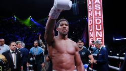 Anthony Joshua heeft revanche beet tegen Andy Ruiz in Clash of the Dunes