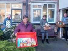 Buurt start eigen ophaaldienst met de V van Voedselbank Harderwijk