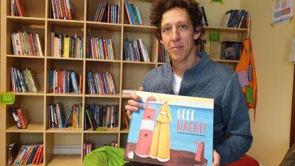 """Tom Marien brengt prentenboek Geef Wacht! uit: """"Spannend kinderverhaal met diepere boodschap"""""""