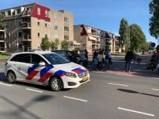 Vrouw gewond naar ziekenhuis na botsing in Nijverdal