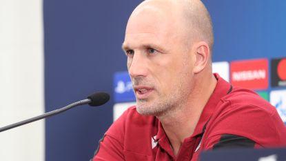 """Clement: """"In het veldspel is Anderlecht tot nu toe altijd de betere ploeg geweest"""""""