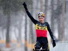 Wout van Aert mènera la sélection belge lors des championnats du monde de cyclocross à Ostende
