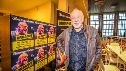 Urbanus maakt stripboek voor het Nederlandse festival Pinkpop
