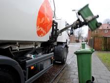 Regen spoelt rood kruis weg: verwarring over chippen Bornse containers
