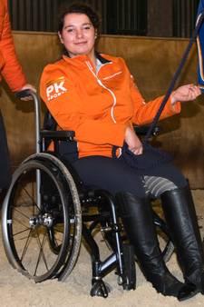 Invalide Lisanne is achtbaantester