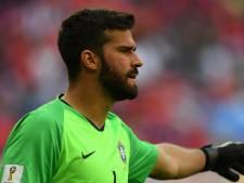 Liverpool haalt met Braziliaan Alisson duurste keeper ooit