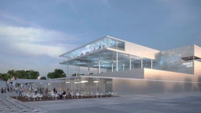 Belgen mogen ook Frans paviljoen bouwen op Expo 2020