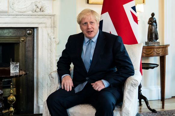 Premier Boris Johnson is van plan om zijn land uiterlijk op 31 oktober uit de Europese Unie te laten vertrekken, met of zonder akkoord.
