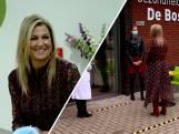 Koningin Máxima bezoekt huisartsenpraktijken in Driebergen