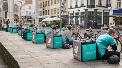 Deliveroo biedt zelfstandige koeriers gratis ongevallenverzekering