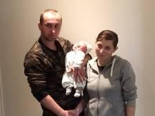 Dakloos stel met pasgeboren baby krijgt veel hulp aangeboden, maar 'gouden tip' voor huis ontbreekt nog