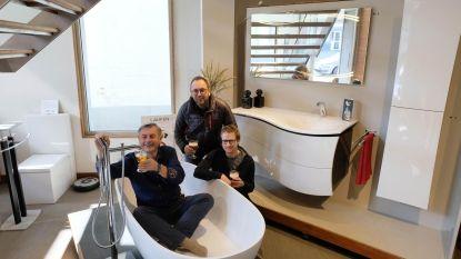 Jonas wint badkamer bij Mechelen MeeMaken