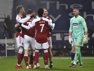 Arsenal schittert in de sneeuw en boekt derde zege op rij, Saka scoort na heerlijke aanval