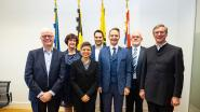 Zes Kempense burgemeesters leggen eed af bij gouverneur Cathy Berx