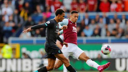 LIVE. Liverpool zoekt 31ste overwinning van het seizoen tegen Burnley, Origi start op de bank