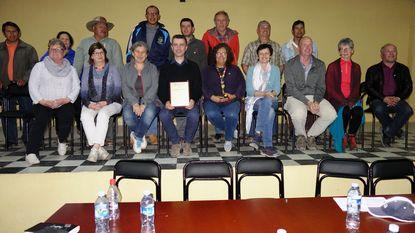 Delegatie bezoekt Ecuadoraans zusterdorp in de Andes