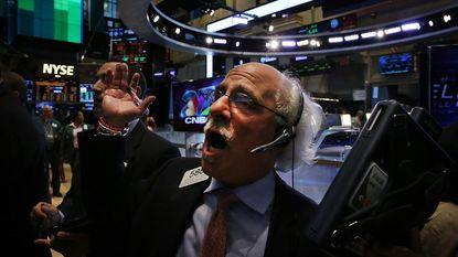 Dow Jones sluit op recordstand