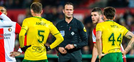 Ultee vindt ook VAR-penalty Fortuna onterecht
